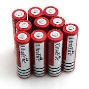 18650 batterij